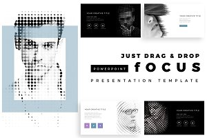 fOCUS Premium PowerPoint Template