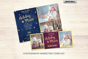 Holiday Mini Session Template 2.0
