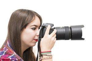 photograph woman