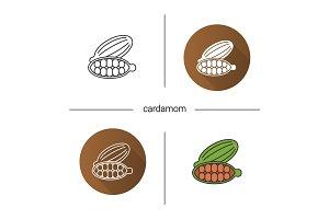 Cardamom icon