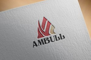 Ambull - Logo Template
