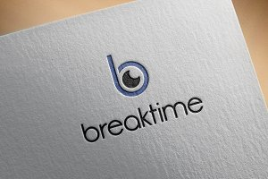breaktime – Logo Template