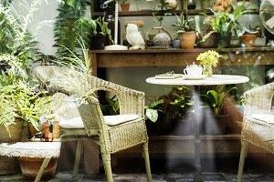 Garden Shop Concept