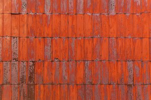 red metal texture with rust