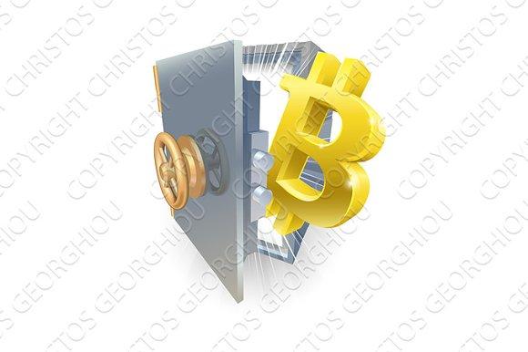 Bitcoin Safe Concept