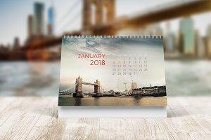 Desk Calendar v.1
