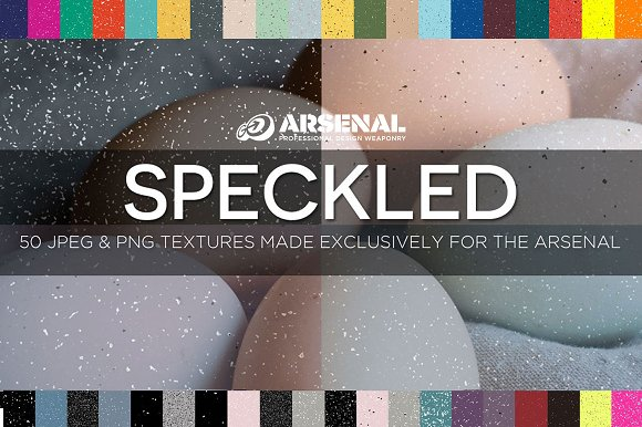 Speckled Texture Pack