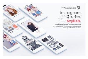 Stylish & Fashion Instagram Story