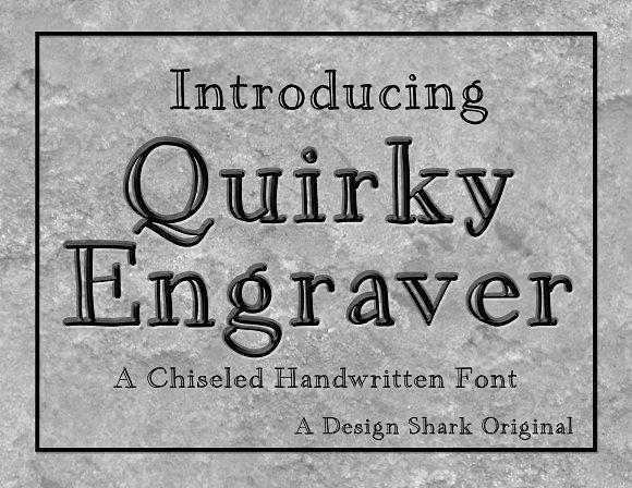 Quirky Engraver