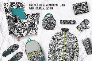 5 Tropical patterns, vol.1