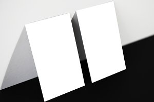 Card mockup(PNG)