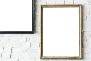 Design space of photo frame (PNG)