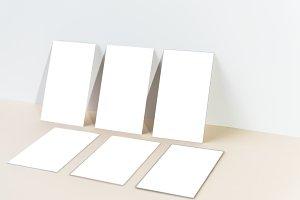 Cards mockup(PNG)