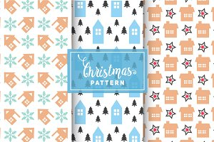 Christmas Vector Patterns #20