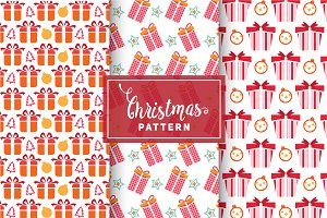 Christmas Vector Patterns #23