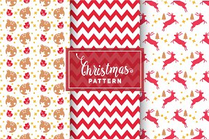 Christmas Vector Patterns #27