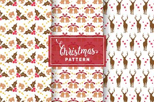 Christmas Vector Patterns #29