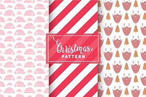 Christmas Vector Patterns #32