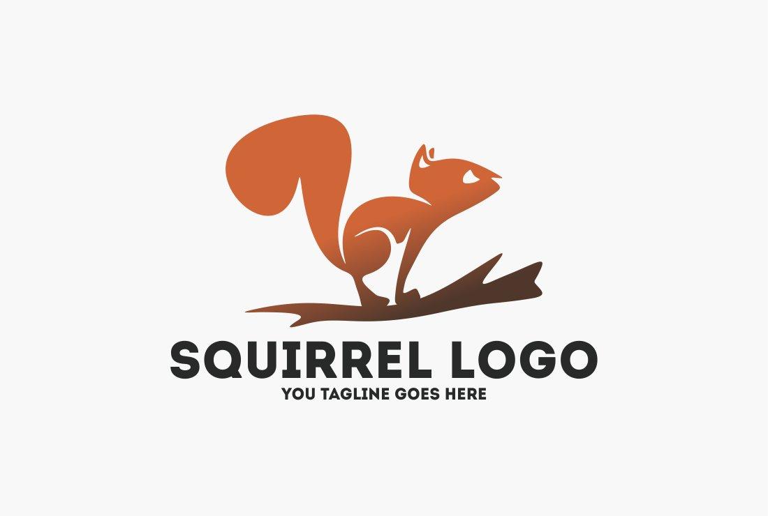 Squirrel Logo ~...
