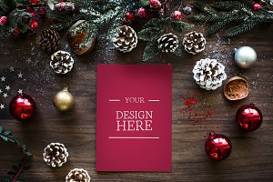 Christmas Design Space (PSD)
