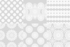 Seamless lace texture.