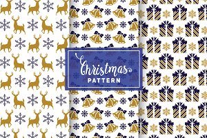 Christmas Vector Patterns #41