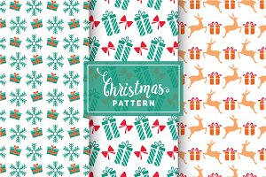 Christmas Vector Patterns #46