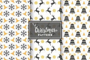 Christmas Vector Patterns #47