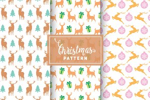 Christmas Vector Patterns #48