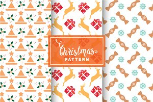 Christmas Vector Patterns #51