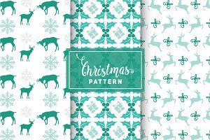 Christmas Vector Patterns #53
