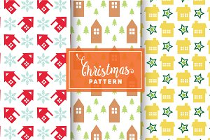 Christmas Vector Patterns #55