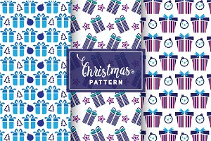 Christmas Vector Patterns #58