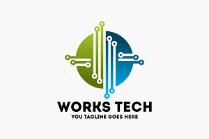 Works Tech Logo