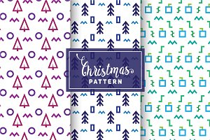 Christmas Vector Patterns #60
