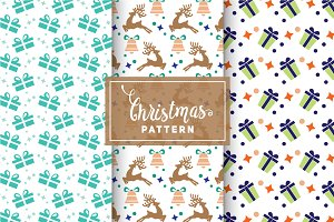 Christmas Vector Patterns #61