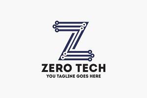 Zero Tech Logo
