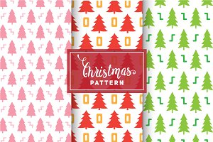 Christmas Vector Patterns #63