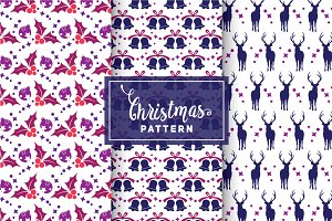 Christmas Vector Patterns #64