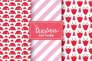 Christmas Vector Patterns #67