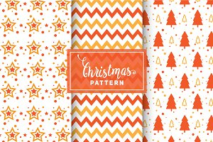 Christmas Vector Patterns #69