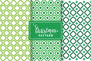 Christmas Vector Patterns #70