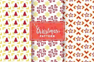 Christmas Vector Patterns #72