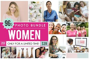The Best Women Mega Bundle