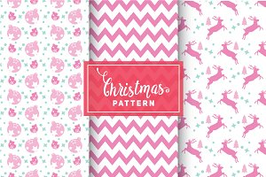 Christmas Vector Patterns #78