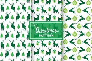 Christmas Vector Patterns #79