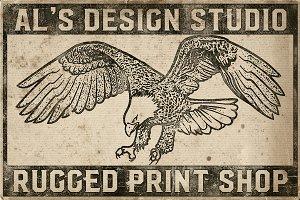 AL's Rugged Print Shop