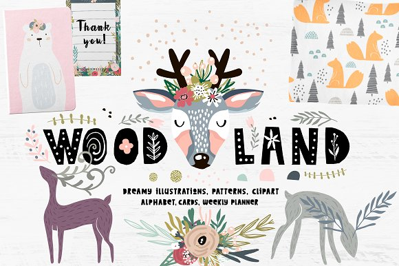 Woodland mood