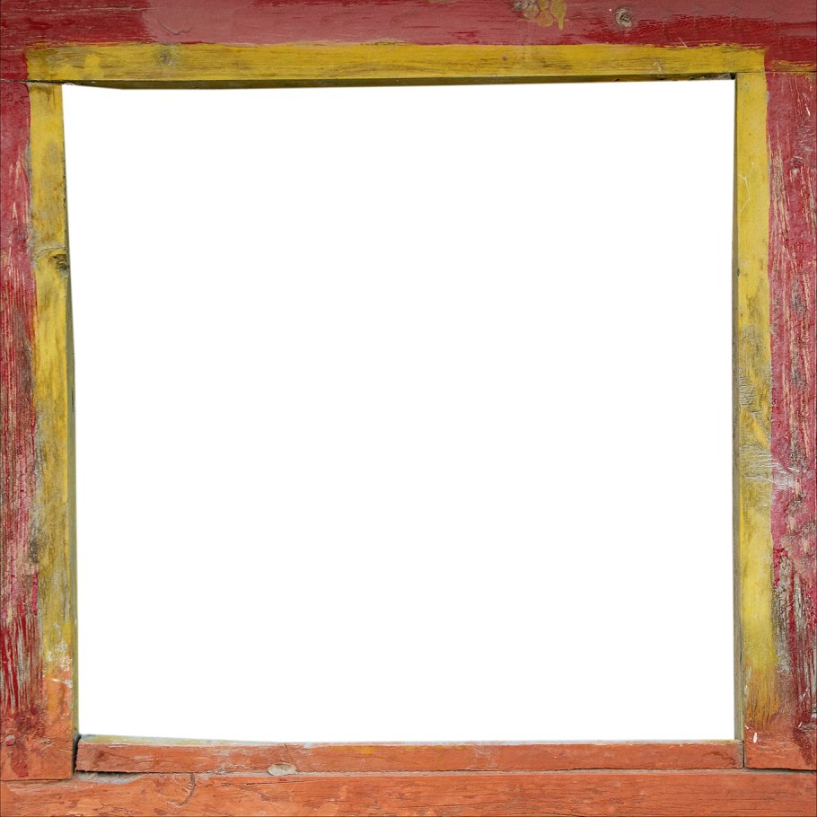 wooden frame arts entertainment - Wooden Frame