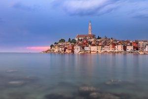 Rovinj Skyline, Croatia